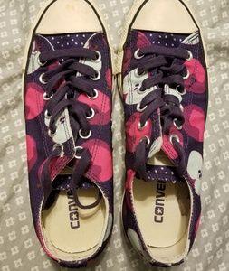 Apple converse shoes